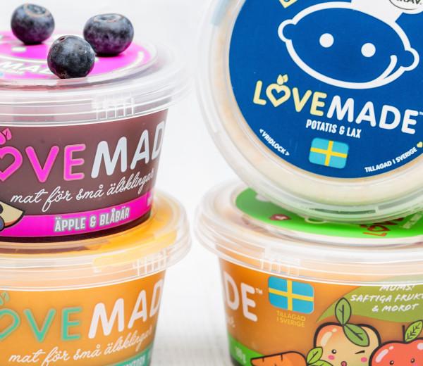 Lovemade babyfood